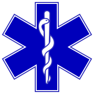 Star of Life (w/Rod of Asclepius)