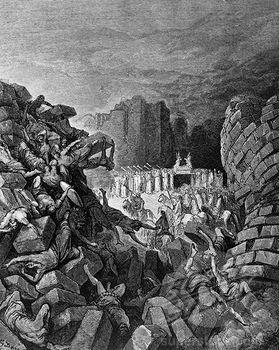Warrior Prophets Ch 2 Inside The Walls Of Jericho Ben Tzion Spitz