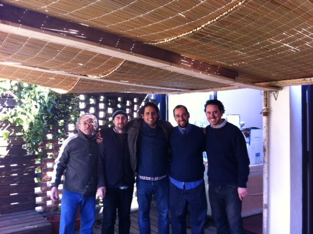 The Sukka Crew