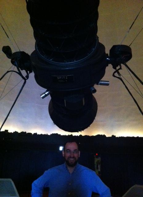 Me and my planetarium