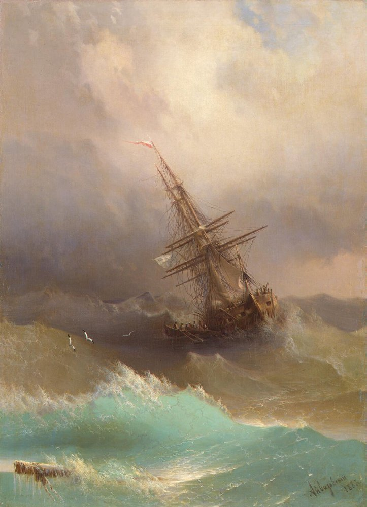 Aivazovsky_Ivan_Konstantinovich-ZZZ-Ship_in_the_Stormy_Sea