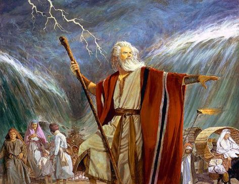 moses-leading-israelites-out-of-egypt