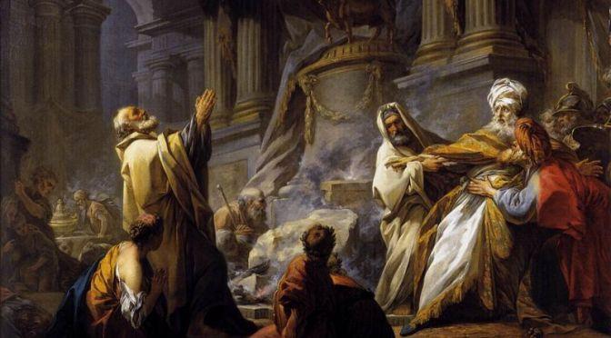 Three Types of Idolatry (Haazinu)