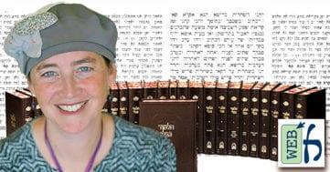 Join Tamara's Talmudic revolution!