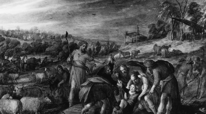 Liability for Ancient Sins? (AchareiMot-Kedoshim)