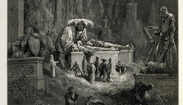 Biblical Demigod (Dvarim)